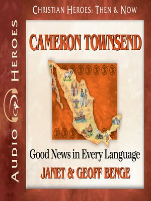 cover image of Cameron Townsend