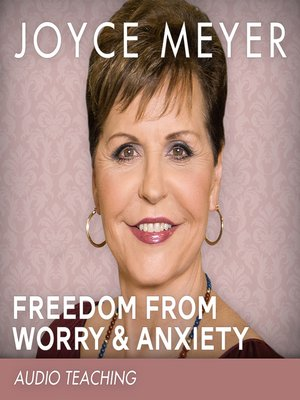 cover image of Freedom from Worry and Anxiety