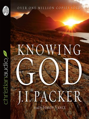 cover image of Knowing God
