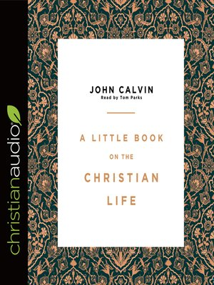 cover image of A Little Book on the Christian Life