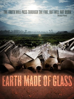 cover image of Earth Made of Glass