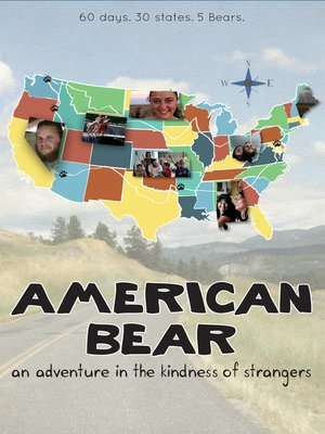cover image of American Bear