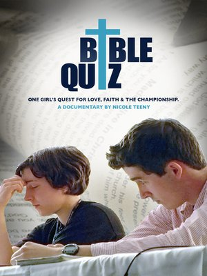 cover image of Bible Quiz