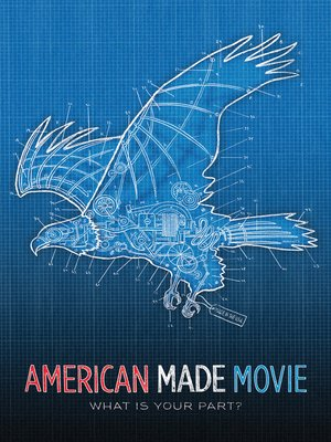 cover image of American Made Movie
