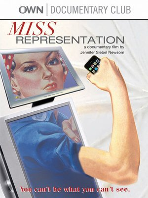 cover image of Miss Representation
