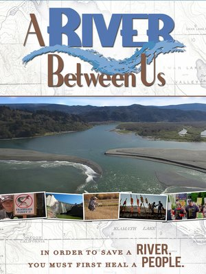 cover image of A River Between Us