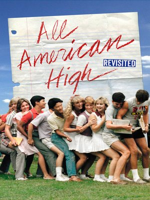 cover image of All American High Revisited