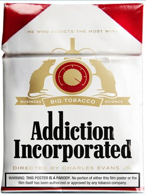 cover image of Addiction Incorporated