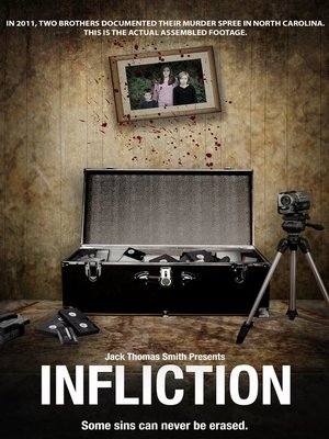 cover image of Infliction