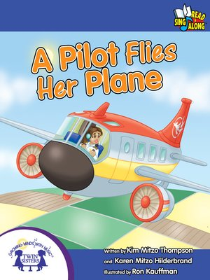 cover image of A Pilot Flies Her Plane