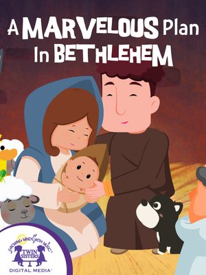 cover image of A Marvelous Plan In Bethlehem
