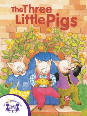 cover image of The Three Little Pigs