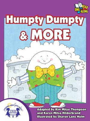 cover image of Humpty Dumpty & More