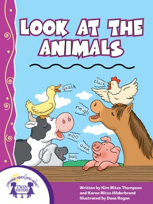 cover image of Look At The Animals