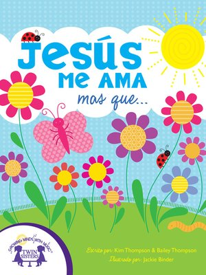cover image of Jesús Me Ama mas que...