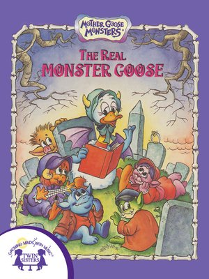 cover image of The Real Monster Goose