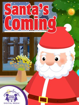cover image of Santa's Coming