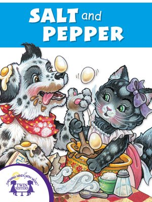 cover image of Salt And Pepper