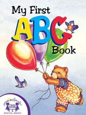 cover image of My First ABC Book