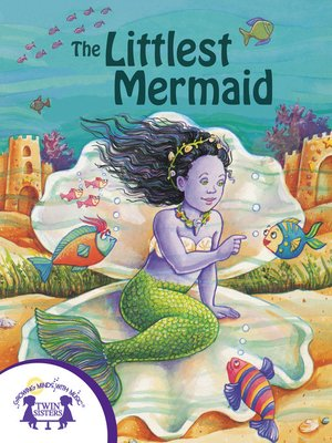cover image of The Littlest Mermaid