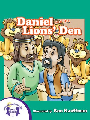 cover image of Daniel And The Lions' Den