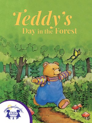 cover image of Teddy's Day in The Forest