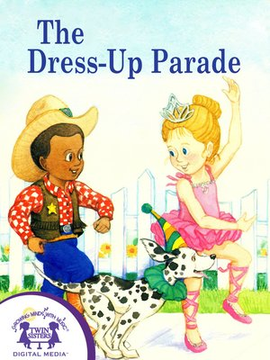 cover image of The Dress-Up Parade