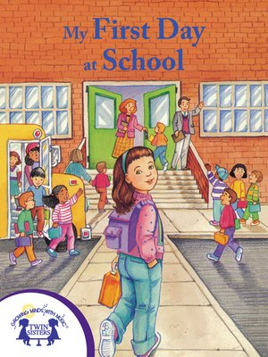 cover image of My First Day At School