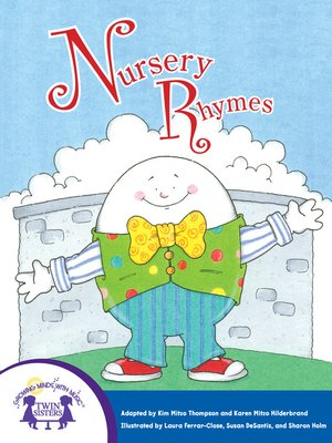 cover image of Nursery Rhymes Collection