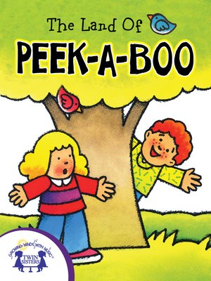 cover image of The Land of Peek-a-Boo