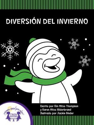cover image of Diversión Del Invierno