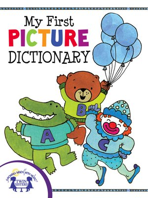 cover image of My First Picture Dictionary