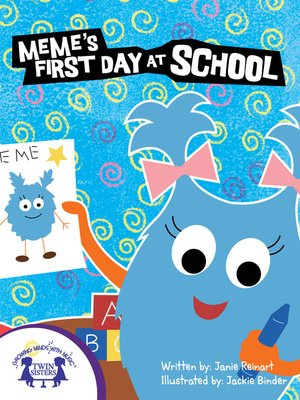 cover image of Meme's First Day At School