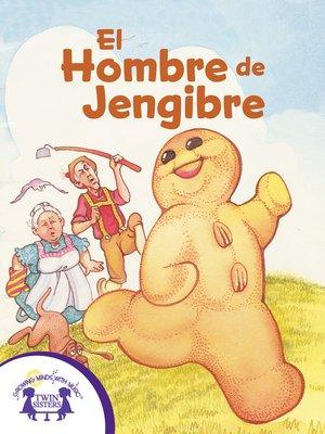 cover image of El Hombre de Jengibre