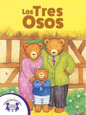 cover image of Los Tres Osos