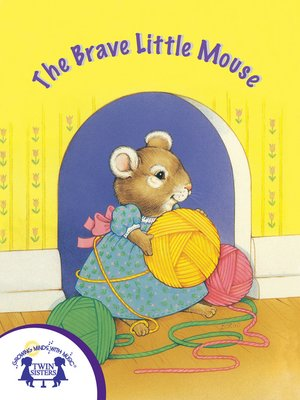 cover image of The Brave Little Mouse