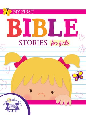 cover image of My First Bible Stories for Girls