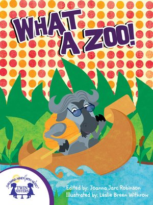 cover image of What A Zoo