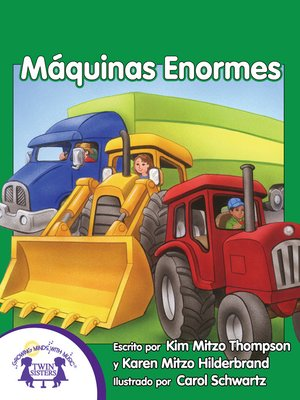 cover image of Máquinas Enormes