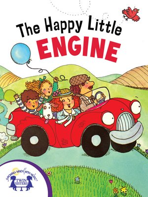 cover image of The Happy Little Engine