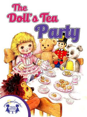 cover image of The Doll's Tea Party