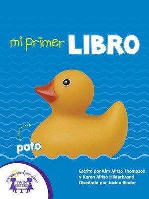 cover image of Mi Primer Libro