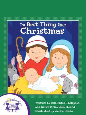 cover image of The Best Thing About Christmas