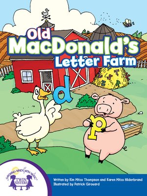 cover image of Old MacDonald's Letter Farm