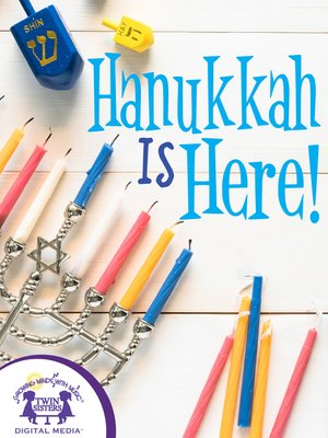 cover image of Hanukkah Is Here