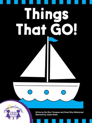 cover image of Things That GO!