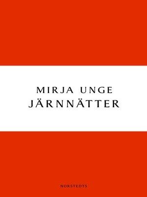 cover image of Järnnätter
