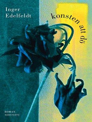cover image of Konsten att dö