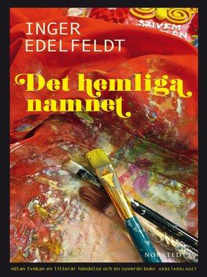 cover image of Det hemliga namnet