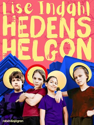 cover image of Hedens helgon